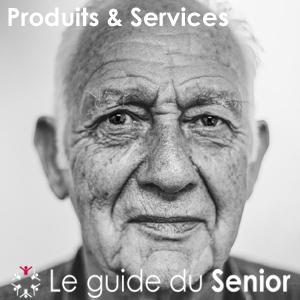 Produits et services pour Senior